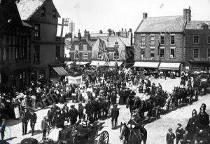 Knaresborough c.1910